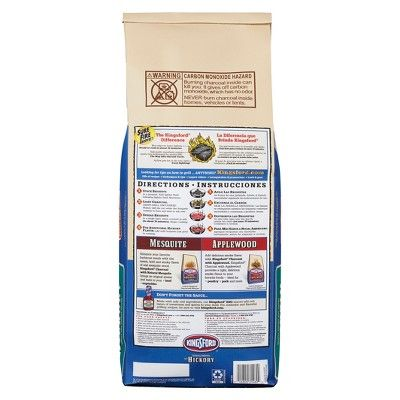 Kingsford Charcoal Briquettes - Hickory 7.3lb Bag
