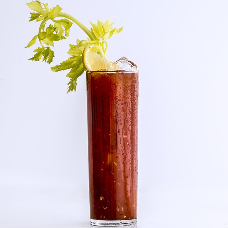 Our favorite Bloody Mary is an instant classic. Great-quality tomato juice, bright lemon juice, savory Worcestershire, and a tangy hot sauce deliver on all fronts.