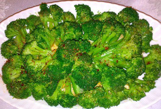 Brokoli Salatası Sosu