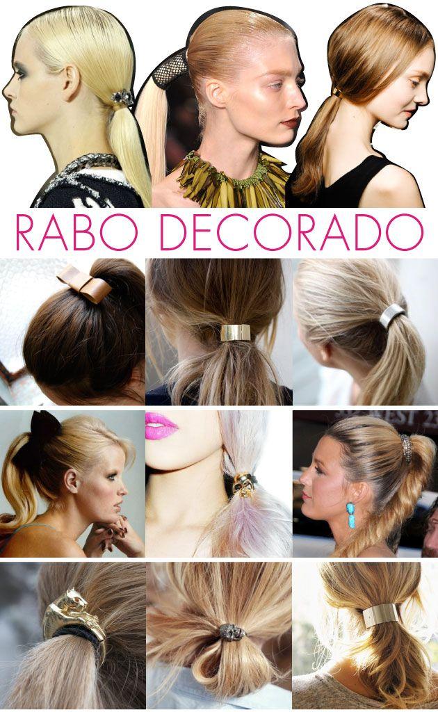 rabo-de-cavalo-decorado-prendedores-diferentes-elastico-de-cabelo-penteado