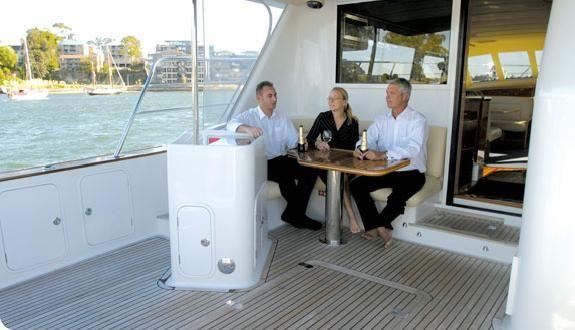 MV Enterprise Cruise Sydney - Choice Charters