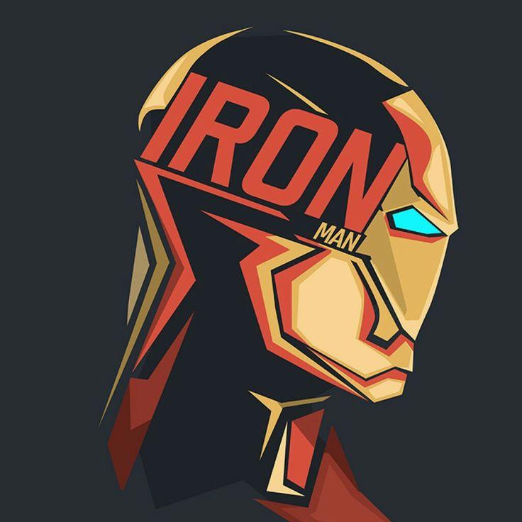 Iron Man #popheadshots
