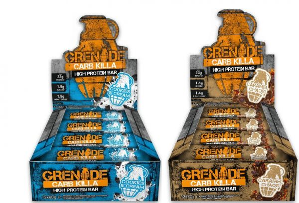 www.elitesupplements.co.uk sports-supplements 2x-grenade-carb-killa-bar-12x60g-gre-stk006-c