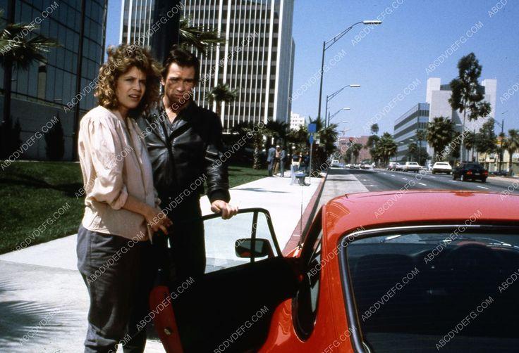 Linda Hamilton Tommy Lee Jones film Black Moon Rising 35m-4854