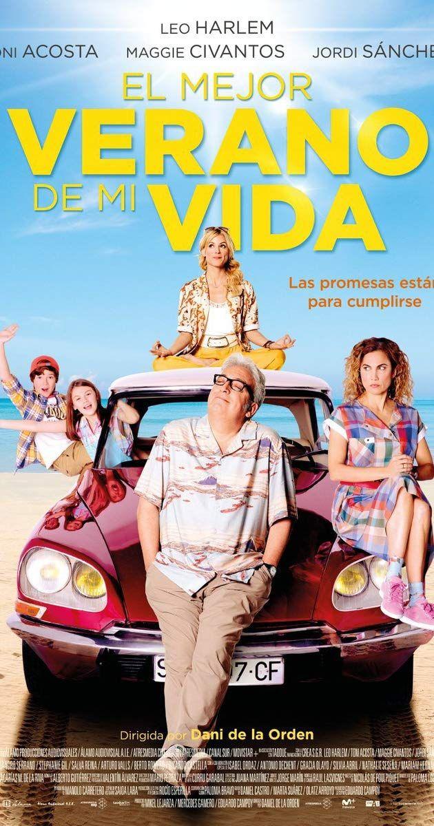 El Mejor Verano De Mi Vida Septiembre 19 Puntuacion 7 10 Leo Harlem Verano Cine