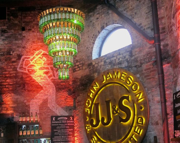 The Jameson Whisky Distillery is a great place to visit while in Dublin. Rustic and cosy, even if you don't like whisky.