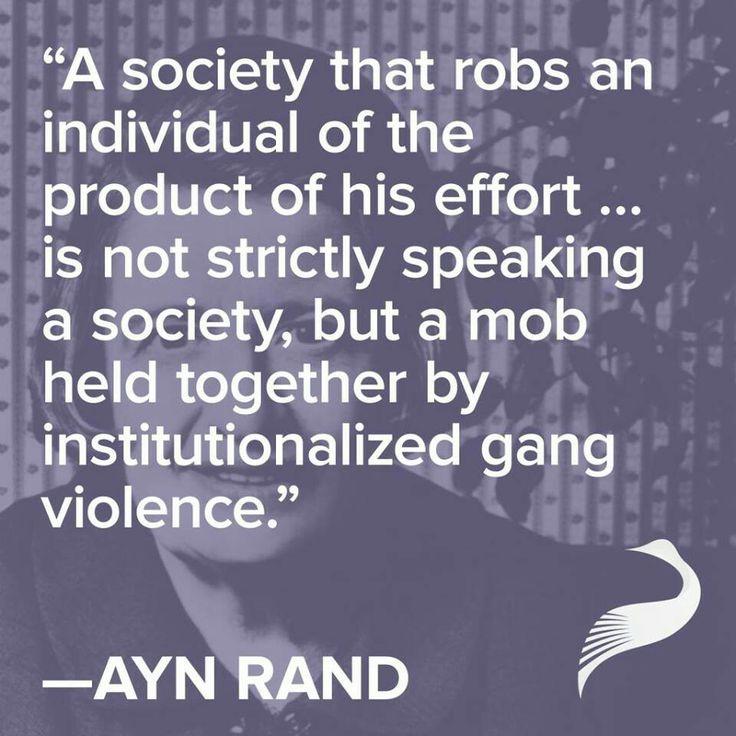 individualism in anthem by ayn rand Anthem essays - collectivism vs individualism in ayn rand's anthem.