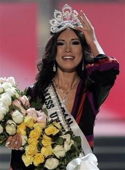 Thoughts of Miss Universe 2007 Riyo Mori..! Sweet, Sexy... Beautiful!!