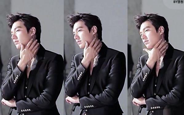 Lee Min Ho -Chow Tai Fook X