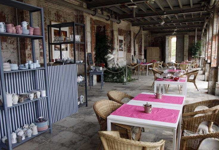 Salon de th du jardin des roses nai nai nai pinterest salons and roses - O spa compiegne ...