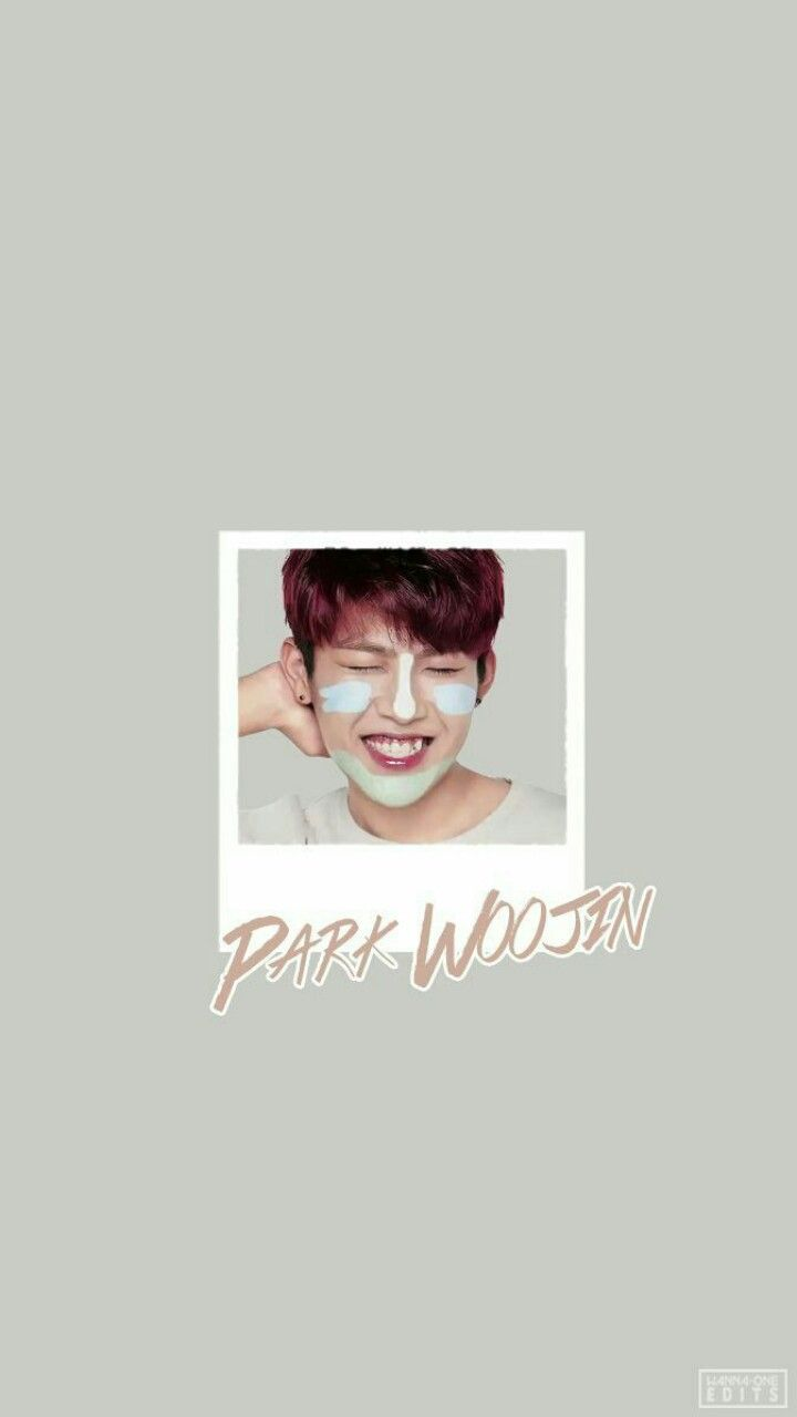 #WannaOne #WannaOneWallpaper #Produce101 #ParkWoojin Credit to owner