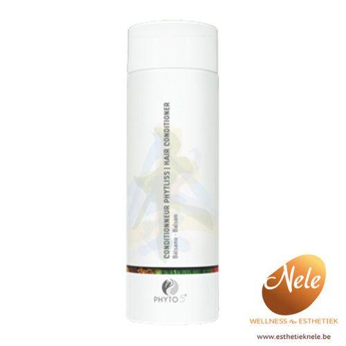 Phyto 5 Phyt'liss conditioner is een beschermende en antistatische balsem voor zijdezacht haar.