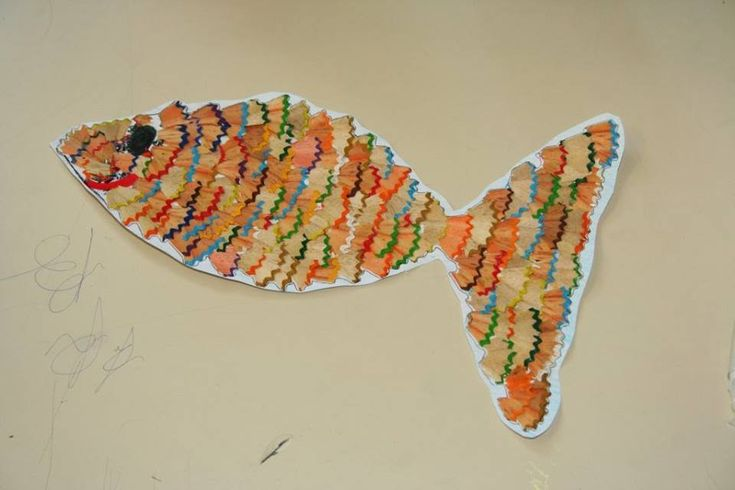 Using Pencil Shavings for Art, But Not How You Would Expect