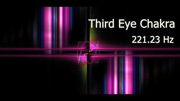 Third Eye Chakra - Üçüncü Göz Çakrası