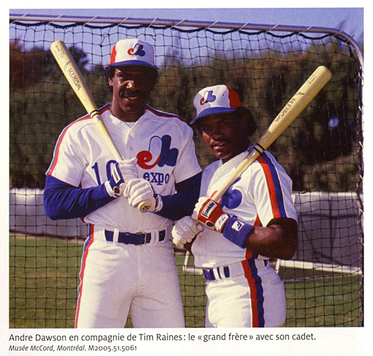 Montreal Expos awesome uniforms