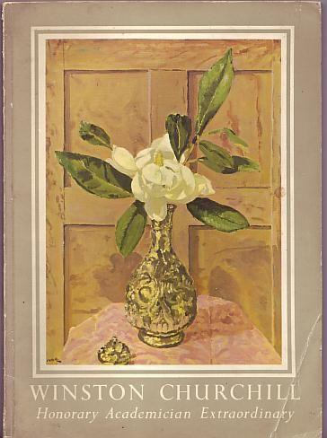 Royal Academy of Arts - Paintings By Winston Churchill Honorary Academician Extraordinary   5871