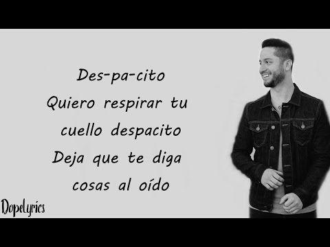 Despasito Luis Fonsi (LETRA)-Letras Music - YouTube