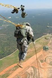 82nd Airborne Division Jump