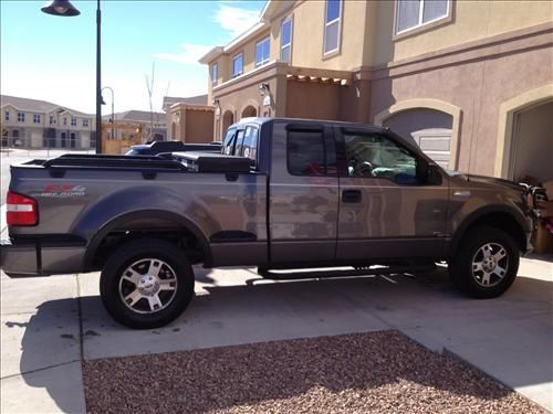 Used Ford F150 4X4 Trucks, Vans or SUVs with V8, 5.4L Triton engines