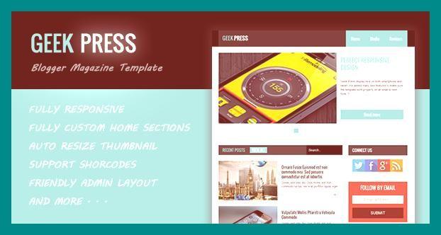 Blogger Blogging Free Blogging Templates Blogging Theme Blogspot Bootstrap Custo In 2020 Magazine Blogger Template Responsive Blogger Template Magazine Template