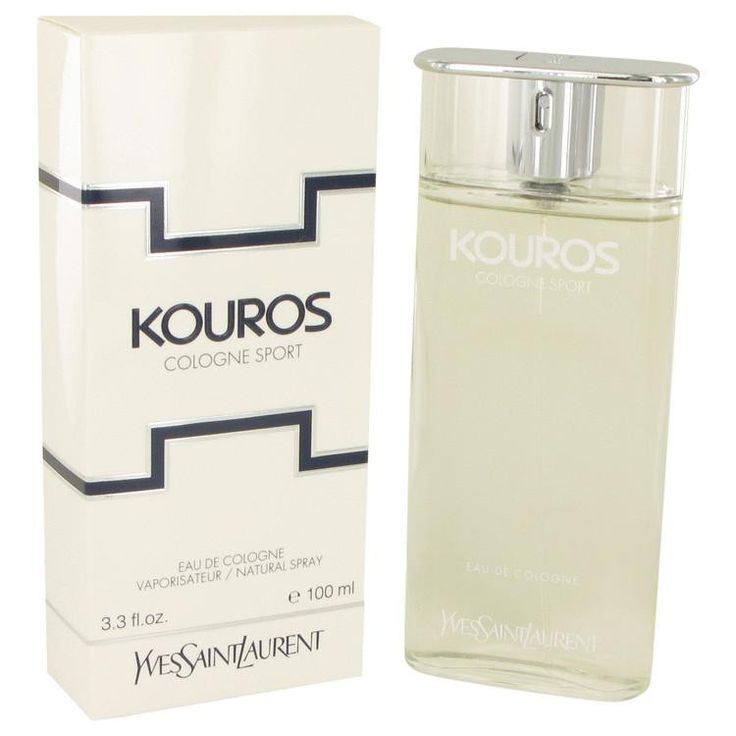JUST IN: Kouros Sport by Y.... SHOP NOW! http://www.zapova.com/products/kouros-sport-by-yves-saint-laurent-eau-de-cologne-spray-3-4-oz?utm_campaign=social_autopilot&utm_source=pin&utm_medium=pin