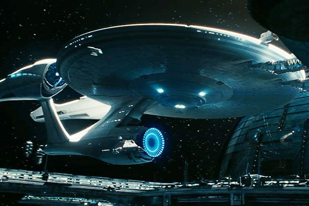 The Starship Enterprise is one of the top dream spaceships of science fiction.