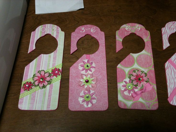 Top 25 ideas about Diy baby closet dividers on Pinterest ...