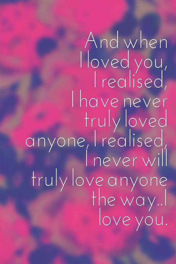 Love Love Love Quotes
