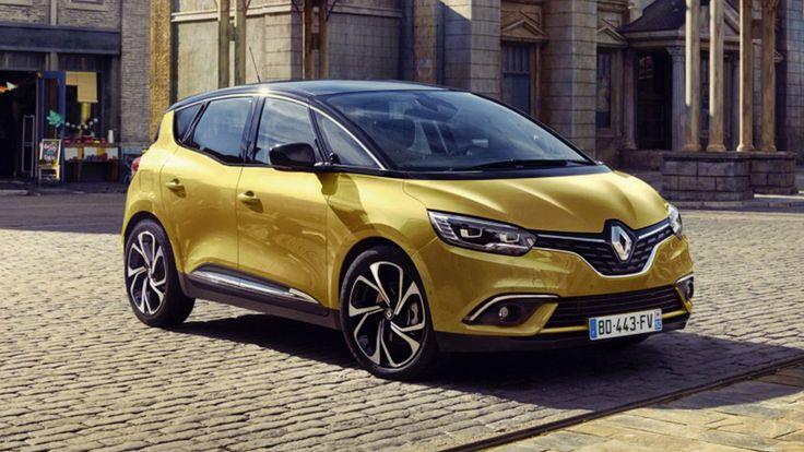 Renault présente officiellement la quatrième génération du Renault Scénic qui rompt totalement avec le design de la...