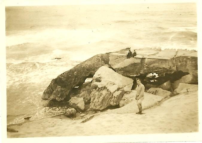 'Wally at Tiger Rocks - Durban'