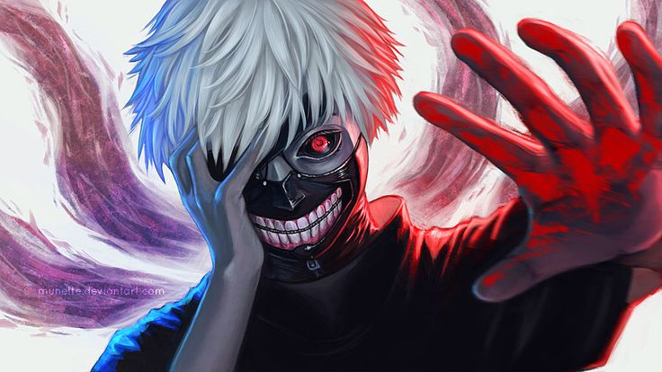 Kaneki or nothing!