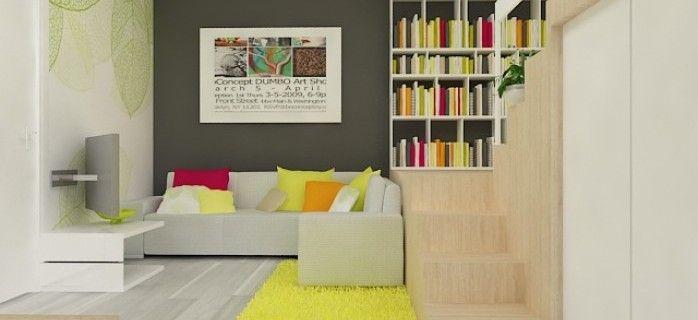 Chcete opticky zväčšiť váš 1-izbový byt? Čítajte tento článok -- http://reality-dobias.sk/5-fint-1-izbovy-byt-v-bratislave/