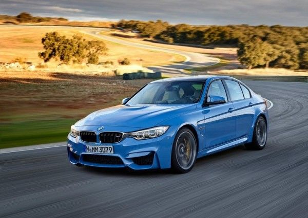 2015 BMW M3 Sedan Release 600x426 2015 BMW M3 Sedan Full Review