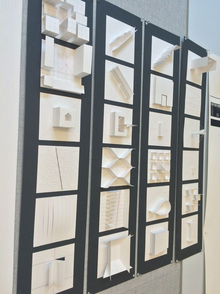 University of Cincinnati, College of DAAP, DAAPWorks, Architecture posters and presentation