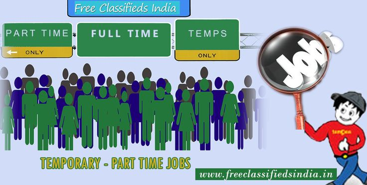Looking for part time #jobs ? We can help :) Visit : http://freeclassifiedsindia.in/