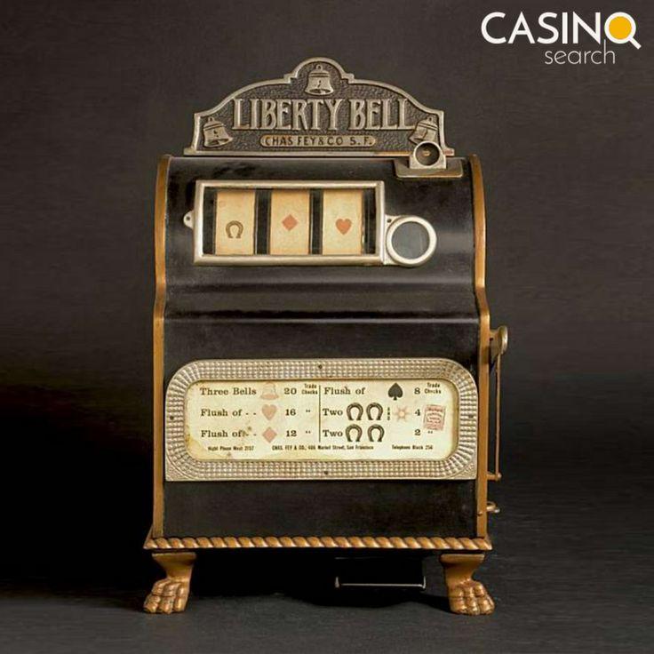 Prvý automat z roku 1895 bol veľmi jednoduchý mechanický stroj 🔩⚙🎰 Dnešné automaty sa skladajú priemerne z 1200 samostatných častí a vážia v priemere 120 kíl ⚖ http://www.automatyonline.eu/