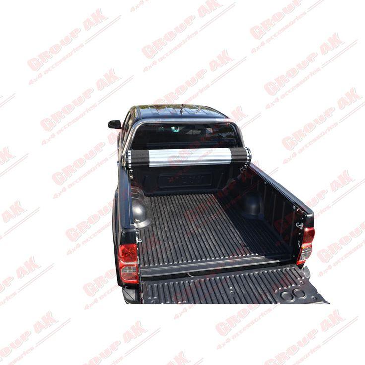 Roll-X roll up cover Toyota Hilux Vigo Tornado
