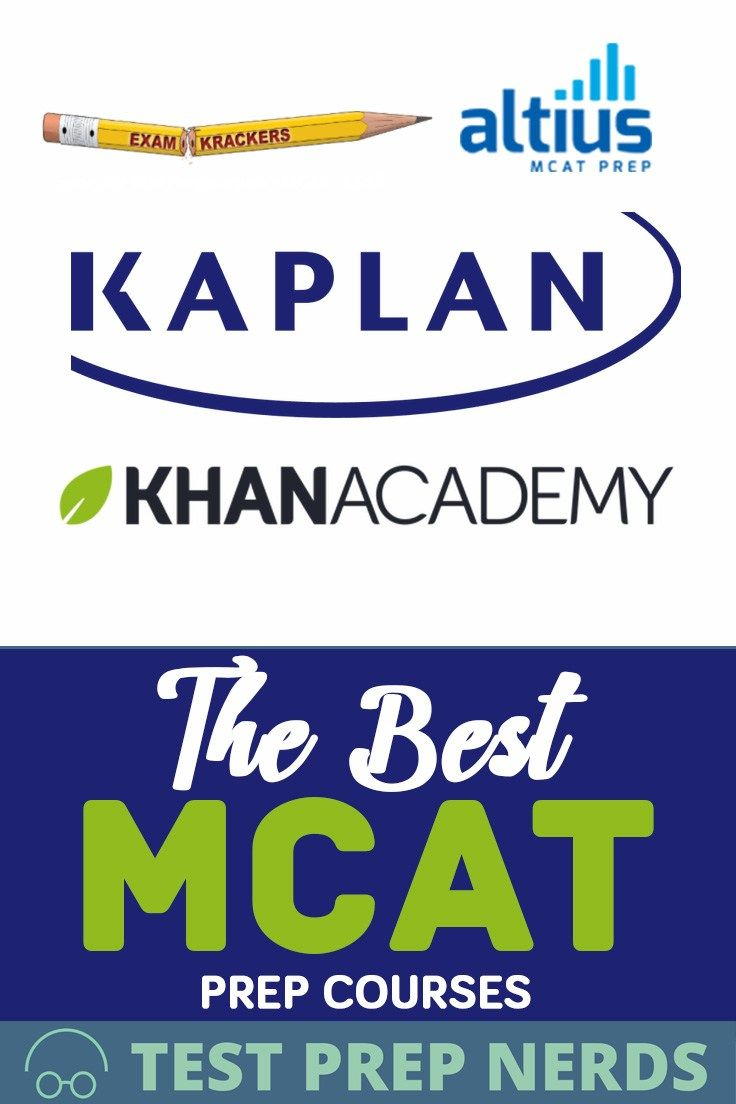 8 Best MCAT Prep Courses + $ Discounts for Score Increases [2019