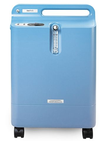 EverFlo Q Oxygen Concentrator Brand New   5 Year Extended Warranty