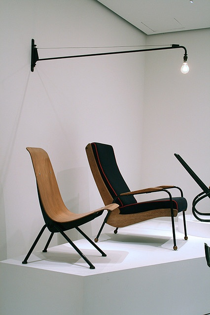 Prouvé Moma, Jean Prouvé (8 April 1901 - 23 March 1984) was a French architect and designer. His main achievement was transferring the manufacturing technology from industry to the architecture, without losing the aesthetic qualities.