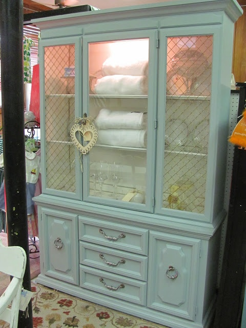 42 Best Images About Painted Furniture China Cabinets