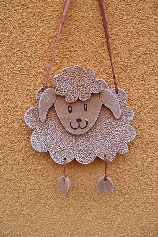 Ovečka / CULEART - SAShE.sk - Handmade Dekorácie
