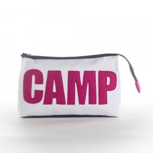 """CAMP"" Makeup Case"