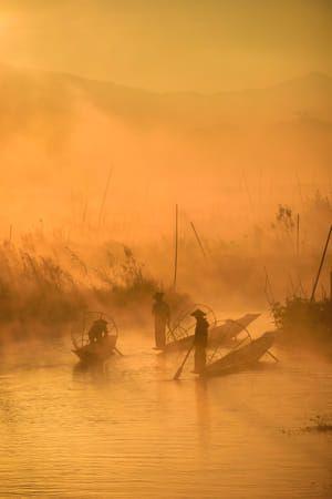 Innthar Fishermen
