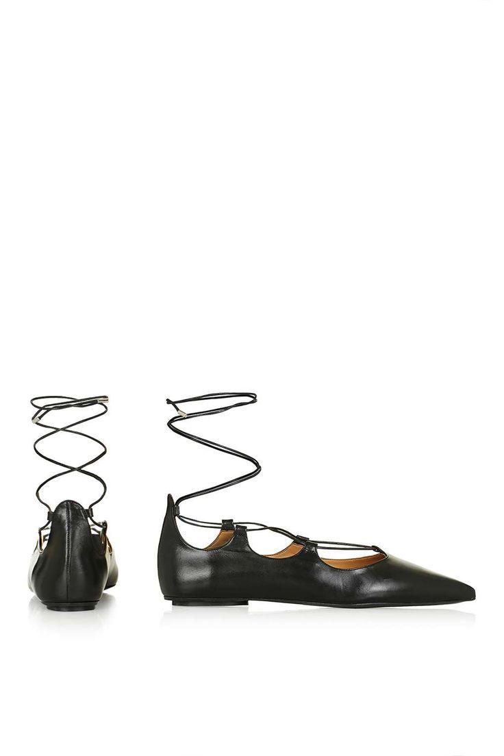 KINGDOM Ghillie Shoes - Topshop