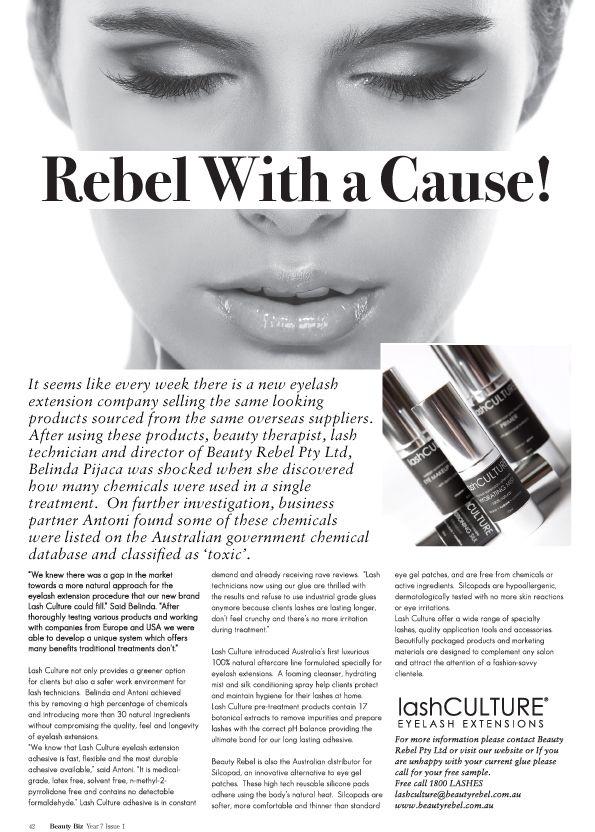 Beauty Biz - Magazine Editorial