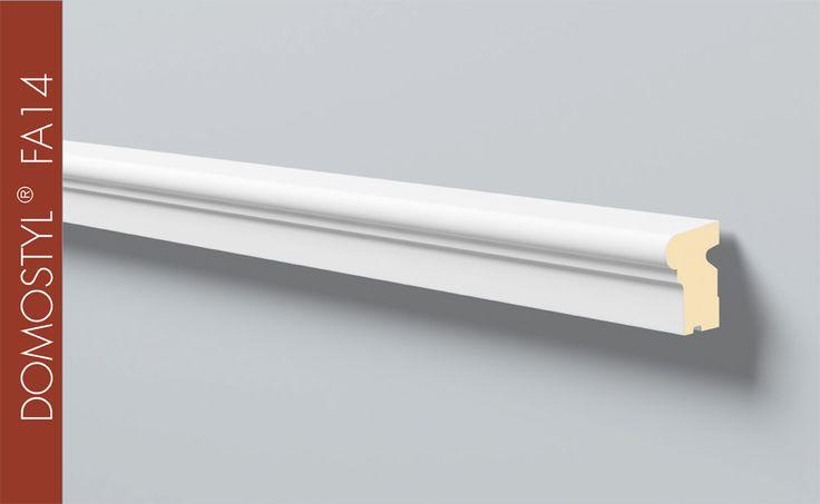 DOMOSTYL® FA14 / H 80 x W 60 mm / L 2m