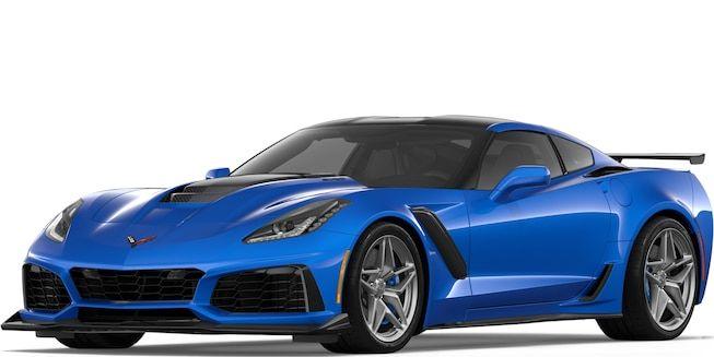 2019 Corvette Zr1 Supercar Chevrolet Corvette Grand Sport