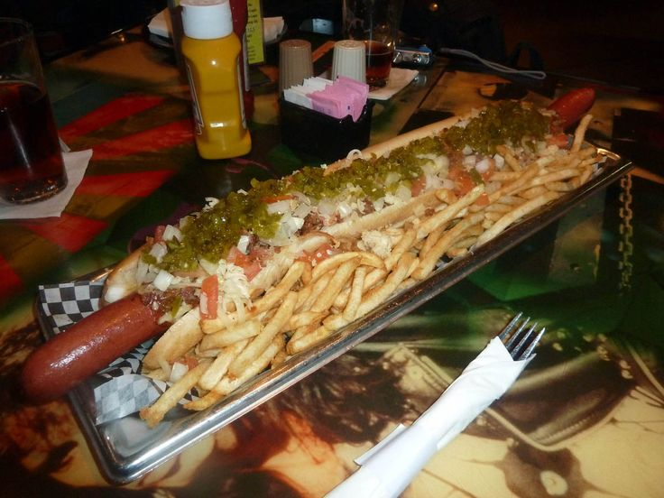 Pictures Of Giant Hot Dogs