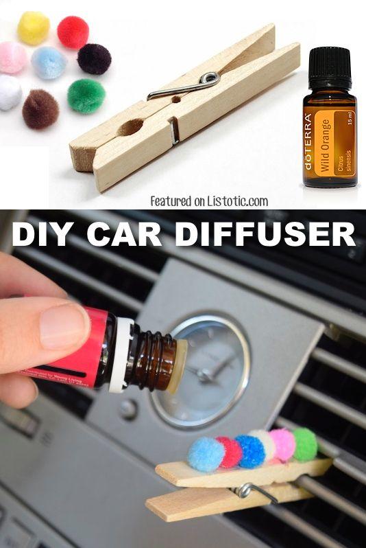 10 Helpful Car Tips and DIY Ideas